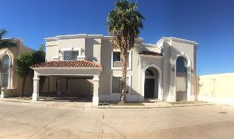 Foto de casa en venta en  , la rioja residencial, hermosillo, sonora, 5804325 No. 01