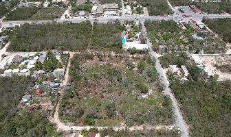 Foto de terreno habitacional en venta en la veleta lote 002-1 , tulum centro, tulum, quintana roo, 0 No. 01