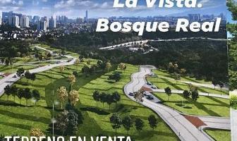 Foto de terreno habitacional en venta en la vista , bosque real, huixquilucan, méxico, 14169997 No. 01
