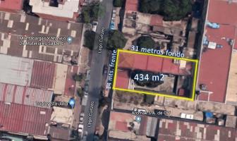 Foto de terreno habitacional en venta en lago cuitzeo 176, anahuac i sección, miguel hidalgo, distrito federal, 6523656 No. 01