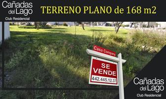 Foto de terreno habitacional en venta en lago zimapan , cañadas del lago, corregidora, querétaro, 14504558 No. 01