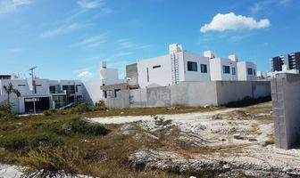 Foto de terreno habitacional en venta en laguna azul , residencial del lago, carmen, campeche, 7479421 No. 01