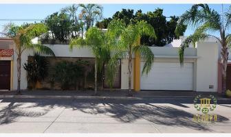 Foto de casa en venta en laguna de yuriria 1328, las quintas, culiacán, sinaloa, 12672489 No. 01