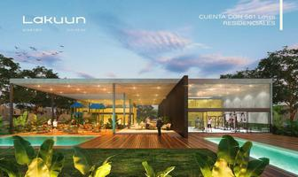 Foto de terreno habitacional en venta en lakuun lotes residenciales , komchen, mérida, yucatán, 0 No. 01