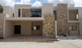 Foto de casa en venta en  , las margaritas de cholul, mérida, yucatán, 13973597 No. 01