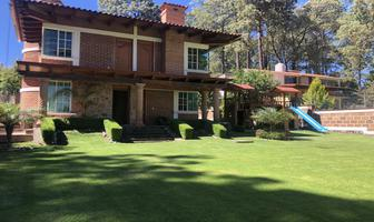 Foto de casa en venta en las vegas , avándaro, valle de bravo, méxico, 19270902 No. 01