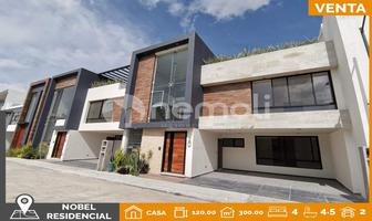 Foto de casa en venta en lateral norte de la recta a cholula 1201, residencial torrecillas, san pedro cholula, puebla, 0 No. 01