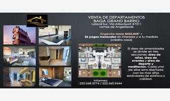 Foto de departamento en venta en lateral sur, atlixcáyotl, lomas de angelópolis, tlaxcalancingo, pue. 7211, fuentes de angelopolis, puebla, puebla, 15937682 No. 01