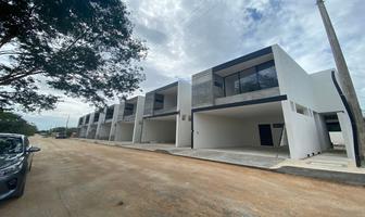 Foto de casa en venta en livian , temozon norte, mérida, yucatán, 20199829 No. 01