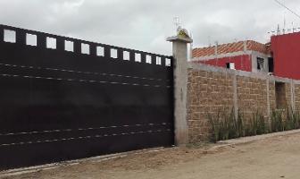 Foto de terreno habitacional en venta en  , llanos santa maría, san pedro cholula, puebla, 4029207 No. 01