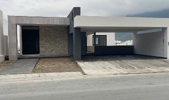 Foto de casa en venta en  , loma bonita, monterrey, nuevo león, 13833306 No. 01