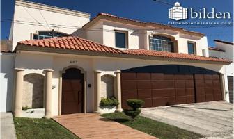 Foto de casa en venta en  , loma dorada diamante, durango, durango, 5780397 No. 01