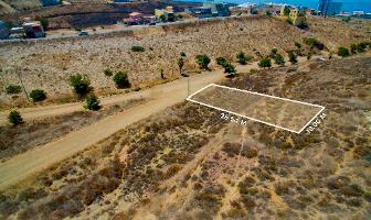 Foto de terreno habitacional en venta en loma portola lote 63 , terrazas del mar, playas de rosarito, baja california, 10705088 No. 01
