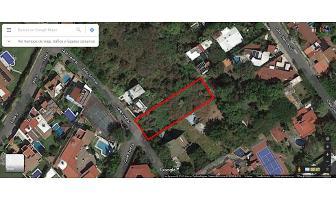 Foto de terreno habitacional en venta en  , lomas de atzingo, cuernavaca, morelos, 12632535 No. 01