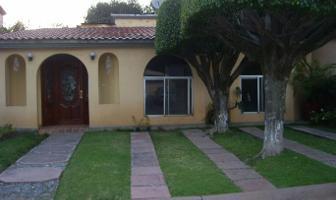 Foto de casa en venta en  , lomas de cortes, cuernavaca, morelos, 4638190 No. 01