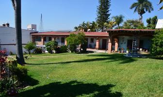 Foto de casa en venta en  , lomas de cuernavaca, temixco, morelos, 6561430 No. 01