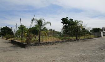 Foto de terreno habitacional en venta en  , lomas de jiutepec, jiutepec, morelos, 18843777 No. 01