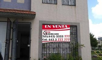 Foto de casa en venta en  , lomas de la maestranza, morelia, michoacán de ocampo, 6583847 No. 01