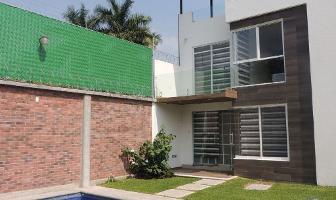 Foto de casa en venta en  , lomas de trujillo, emiliano zapata, morelos, 6645043 No. 01