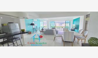 Foto de departamento en renta en lomas del mar 17, club deportivo, acapulco de juárez, guerrero, 16549579 No. 01