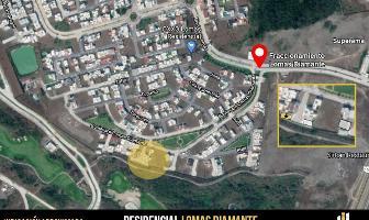 Foto de terreno habitacional en venta en  , lomas residencial, alvarado, veracruz de ignacio de la llave, 13945655 No. 01