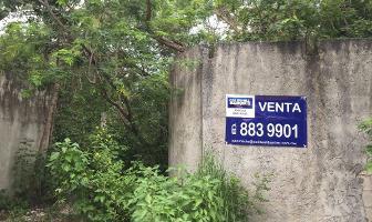 Foto de terreno habitacional en venta en lorenzo barrera supermanzana 307 , alfredo v bonfil, benito juárez, quintana roo, 0 No. 01