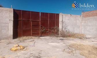 Foto de terreno habitacional en venta en  , los agaves, durango, durango, 0 No. 01
