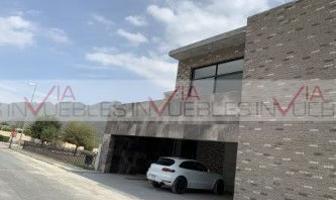 Foto de casa en venta en los cantaros , los rodriguez, santiago, nuevo león, 13977905 No. 01
