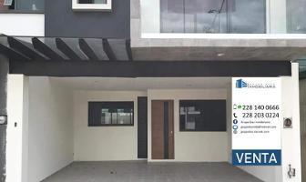 Foto de casa en venta en  , los cedros, xalapa, veracruz de ignacio de la llave, 12091466 No. 01