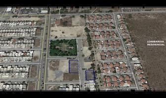 Foto de terreno habitacional en renta en  , nueva las puentes iii, apodaca, nuevo león, 16087729 No. 01