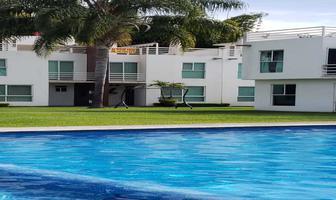 Foto de casa en condominio en venta en los limones , centro, yautepec, morelos, 12481853 No. 01
