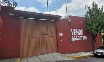 Foto de nave industrial en venta en los postes , molino de santo domingo, álvaro obregón, df / cdmx, 17460974 No. 01