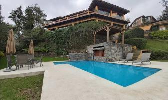 Foto de casa en venta en  , los saúcos, valle de bravo, méxico, 0 No. 01