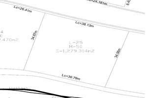 Foto de terreno habitacional en venta en lot 25/50 pedregal heights , el pedregal, los cabos, baja california sur, 6441575 No. 01