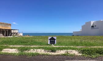 Foto de terreno habitacional en venta en lote 6 manzana 2-a, playas de conchal, alvarado, veracruz de ignacio de la llave, 4905679 No. 01