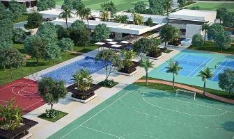 Foto de terreno habitacional en venta en lote en venta de 680m2 en privada nortemerida con magnificas amenidades , komchen, mérida, yucatán, 0 No. 01