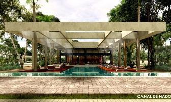 Foto de terreno habitacional en venta en lotes en venta con financiamiento en tamora conkal yucatán segunda etapa , conkal, conkal, yucatán, 0 No. 01