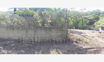 Foto de terreno habitacional en venta en madrid 26, agustín lara, poza rica de hidalgo, veracruz de ignacio de la llave, 5936268 No. 01