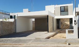 Foto de casa en venta en maeba , conkal, conkal, yucatán, 15794020 No. 01