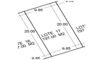 Foto de terreno habitacional en venta en magnolia xx, rancho cortes, cuernavaca, morelos, 17384506 No. 01