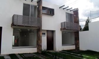Foto de casa en venta en  , manantiales, san pedro cholula, puebla, 4605131 No. 01