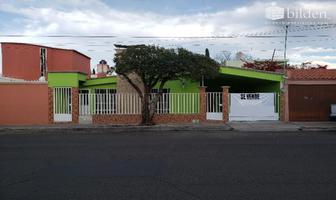 Foto de casa en venta en manuel rangel 100, guillermina, durango, durango, 17631086 No. 01