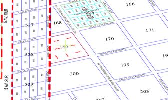 Foto de terreno habitacional en venta en manzana 169 l01 r15 , tulum centro, tulum, quintana roo, 0 No. 01