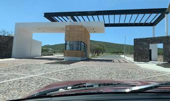 Foto de terreno habitacional en venta en manzana 19 142, desarrollo habitacional zibata, el marqués, querétaro, 0 No. 01