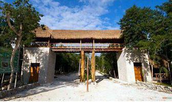 Foto de terreno habitacional en venta en manzana 243 , ciudad chemuyil, tulum, quintana roo, 12423225 No. 01