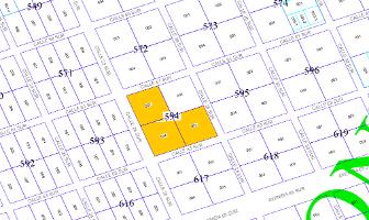 Foto de terreno habitacional en venta en manzana 594 lotes 1, 2, 3 region 08 manzana 594 lotes 1, 2, 3 region 08 , tulum centro, tulum, quintana roo, 12815973 No. 01