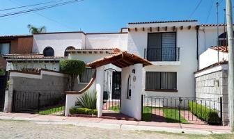 Foto de casa en venta en manzanos 111, jurica, querétaro, querétaro, 6530330 No. 01