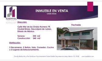 Foto de casa en venta en mar de las ondas 74, ciudad brisa, naucalpan de juárez, méxico, 8591894 No. 01