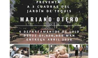 Foto de departamento en venta en mariano otero , tequisquiapan, san luis potosí, san luis potosí, 12164473 No. 01