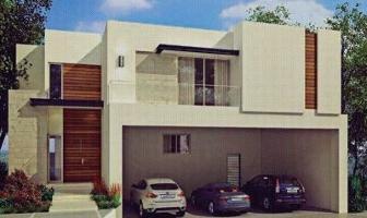 Foto de casa en venta en mariposa de seda 208, residencial encanto, monterrey, nuevo león, 12693969 No. 01